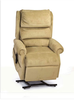 Savannah Lift Chair: Stellar Comfort Small